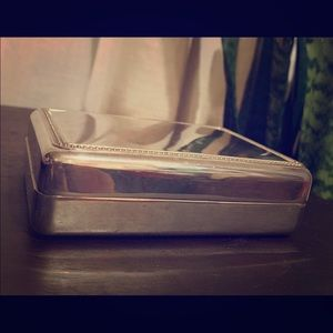 Antique Silver Box from 1920's